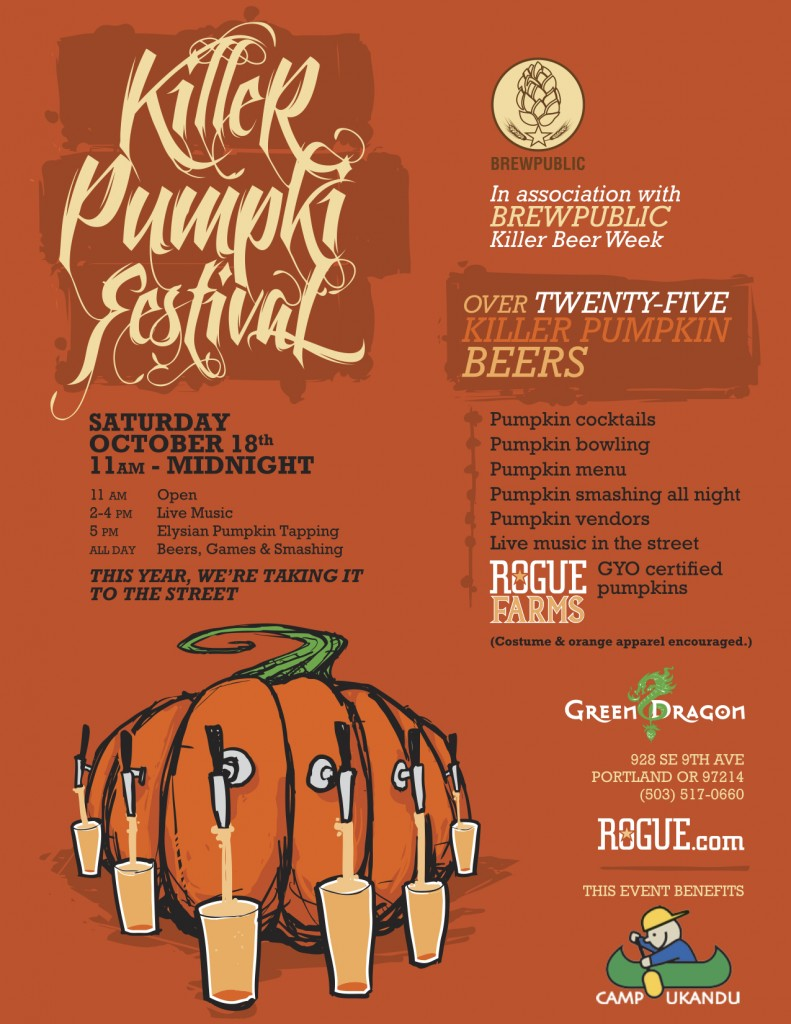 2014 Killer Pumpkin Festival