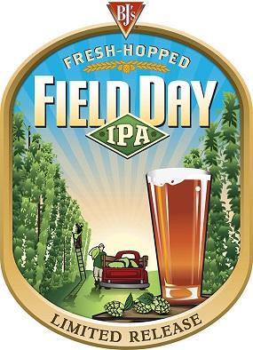 BJs Field Day Fresh Hop IPA