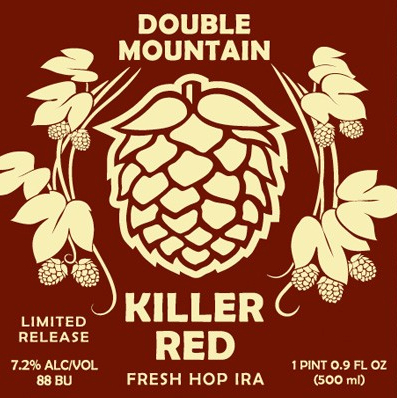 Double Mountain Killer Red Label