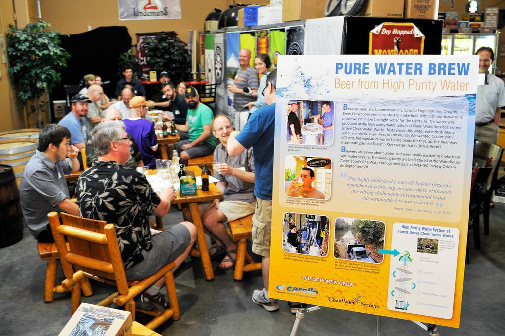 Pure Water Brew Competition Discussions