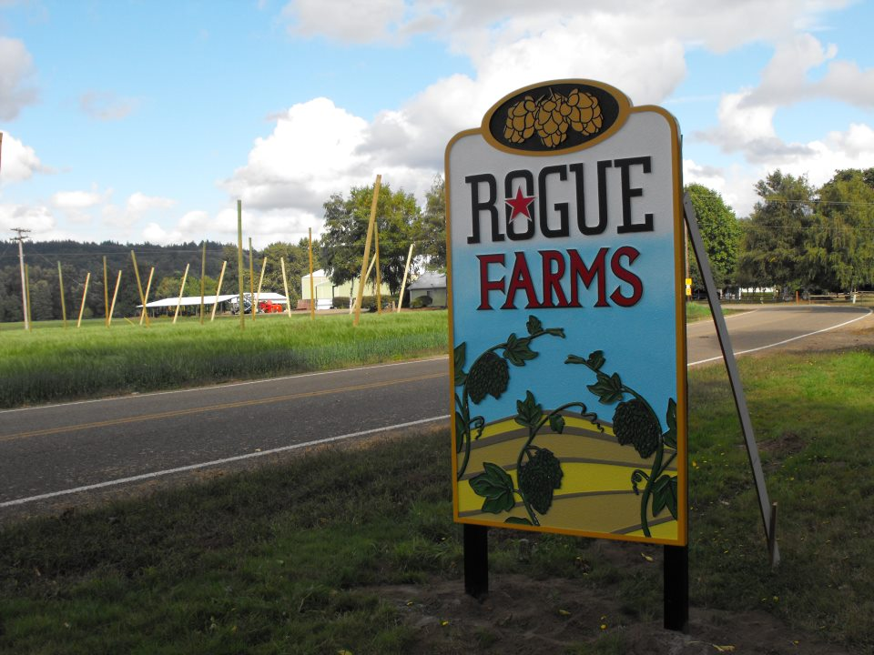 Rogue Farms (photo courtesy of Rogue)