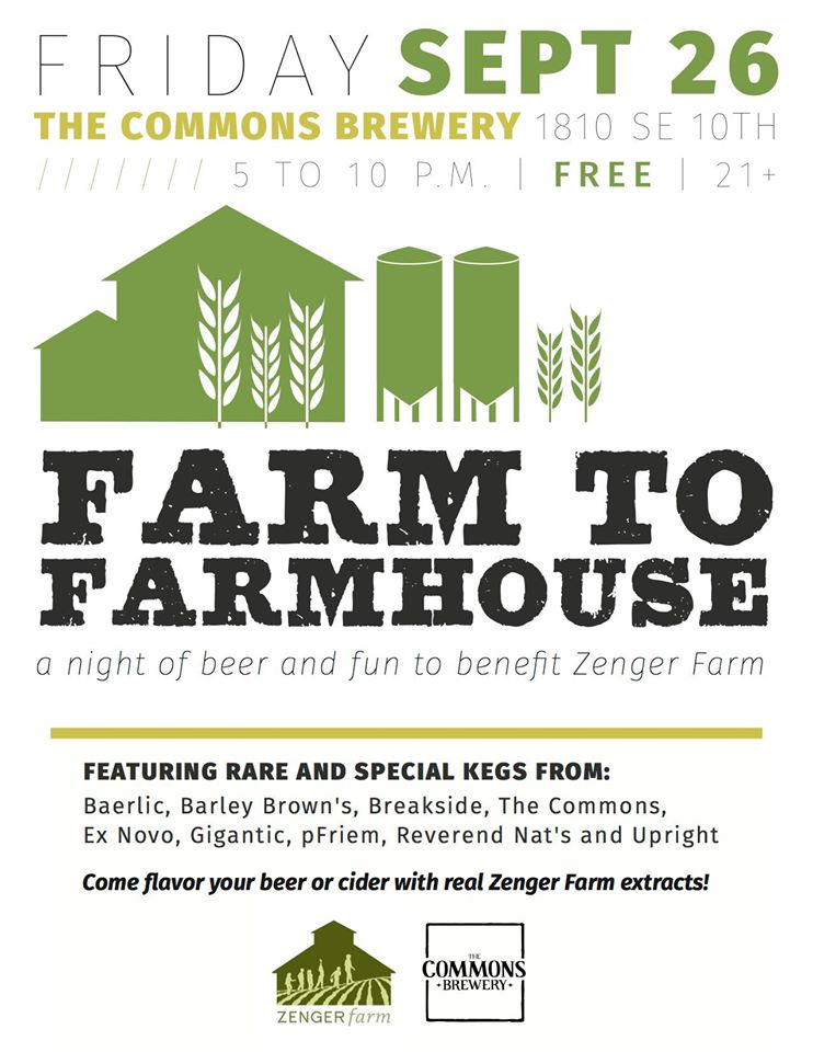 The Commons Farm To Farmhouse Senger Farm