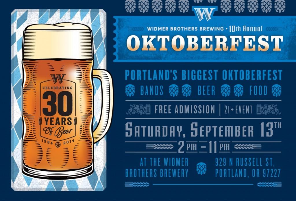Widmer Brothers 10th Annual Oktoberfest