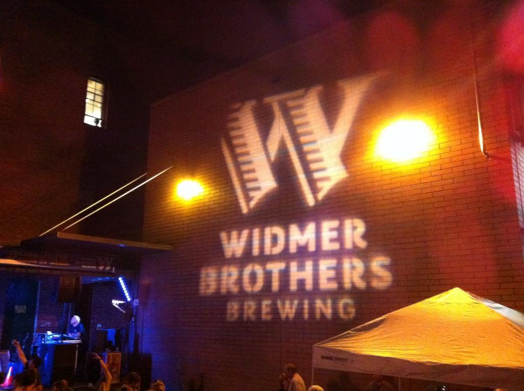 Widmer Brothers Oktoberfest Wall Light