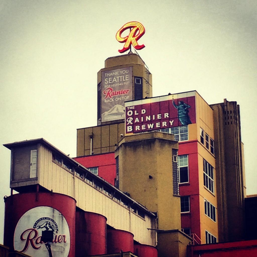 Former Rainier Brewery