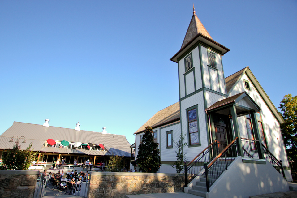 McMenamins Old Church & Pub (photo courtesy of McMenamins)