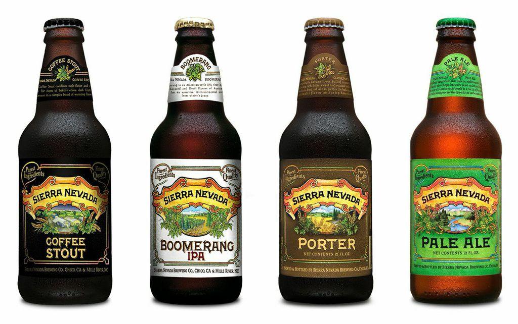 Sierra Nevada Brewing's Snowpack Beers