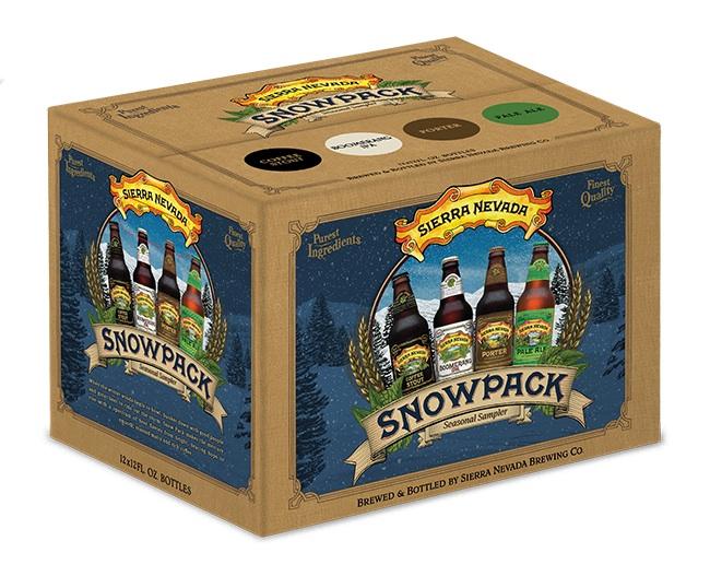 Sierra Nevada Brewing Co. Snowpack
