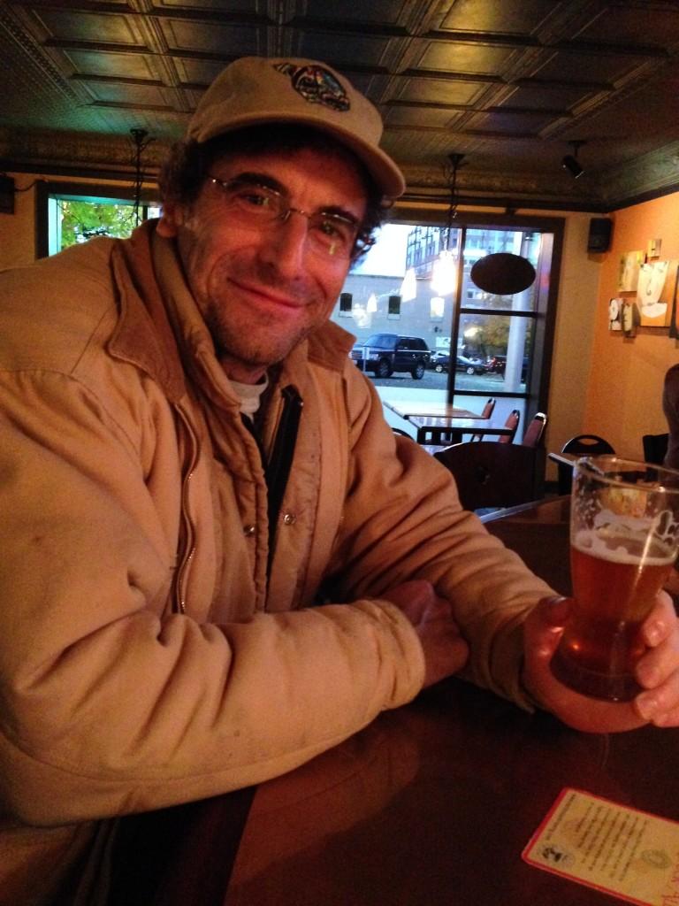 Brewer Chris Spollen