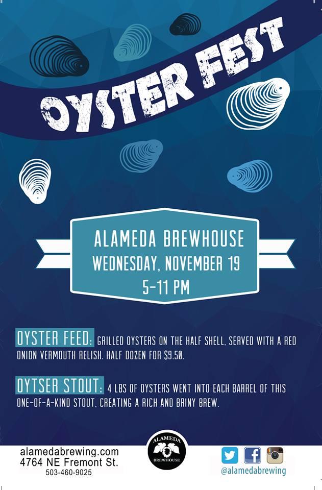 Alameda Oyster Fest