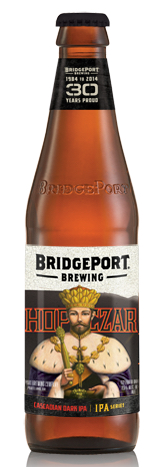 BridgePort Hop Czar Cascadian Dark IPA 12oz