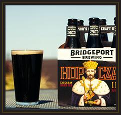 BridgePort Hop Czar Cascadian Dark IPA