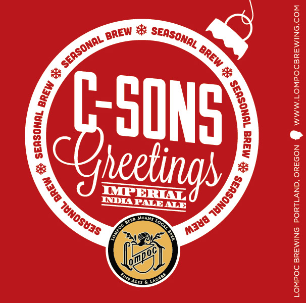 C-Sons Greetings Imperial IPA (2012) - All-Vector