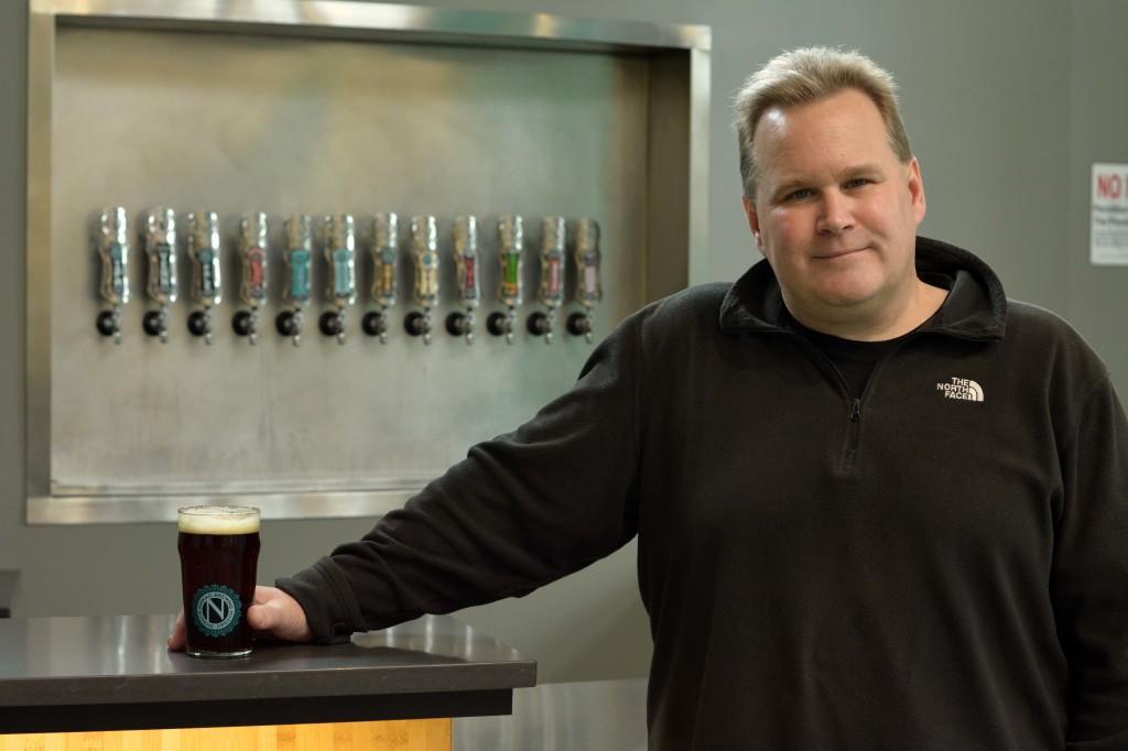 Jon Rogers - Ninkasi Brewing's new CMO