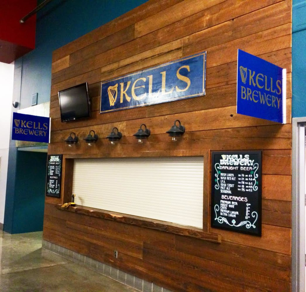 Kells Taproom at Moda Center