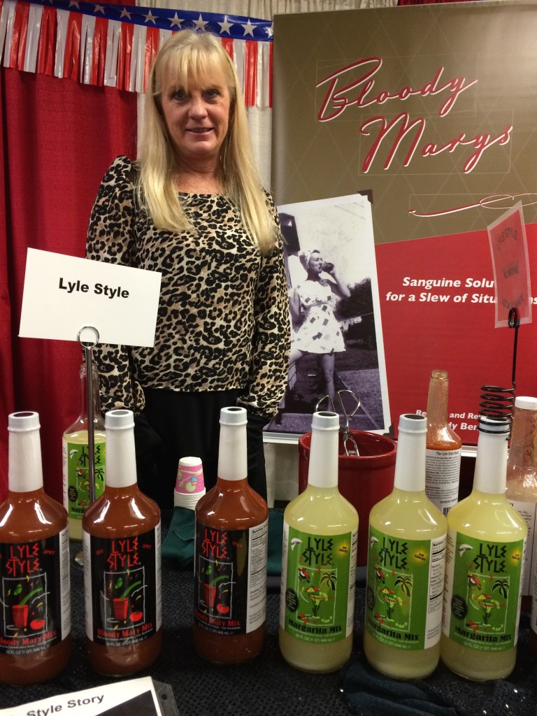 Lyle Style Bloody Mary Mix founder Sharon McIlhenny