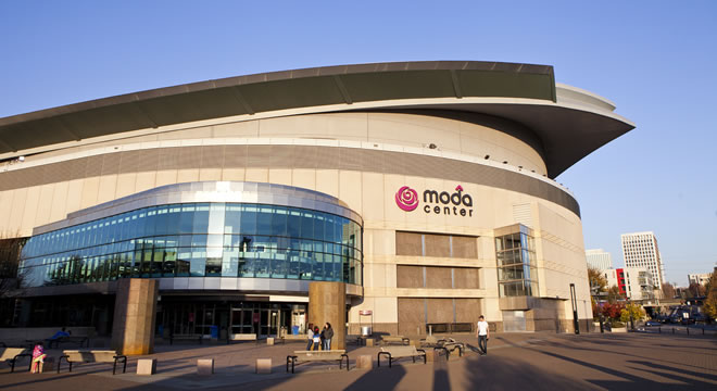 Moda Center (photo from rosequarter.com)
