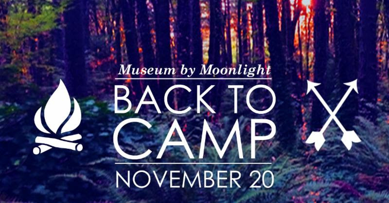 Museum by Moonlight Back To Camp