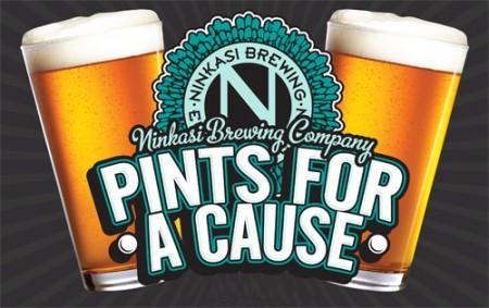 Ninkasi Pints for a Cause