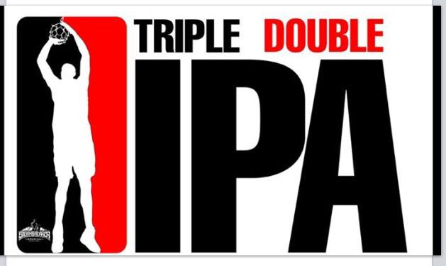 Stormbreaker Triple Double IPA