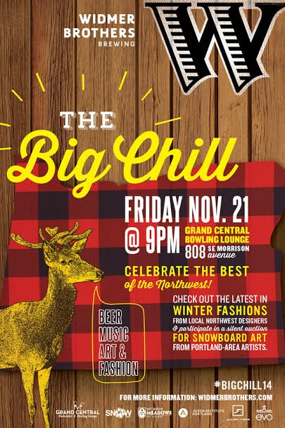 Widmer The Big Chill at Grand Central