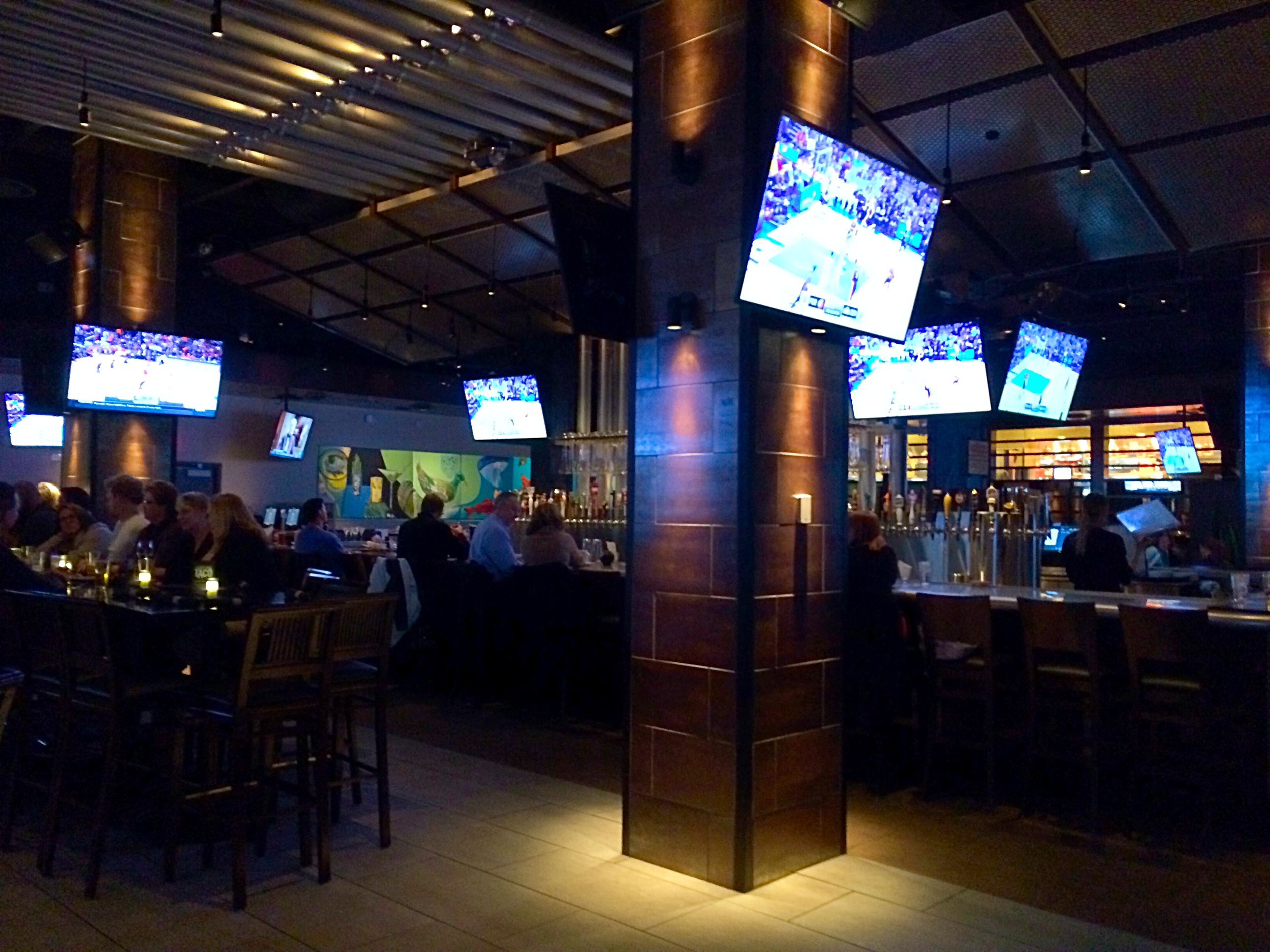 A Visit to Portland's Yard House