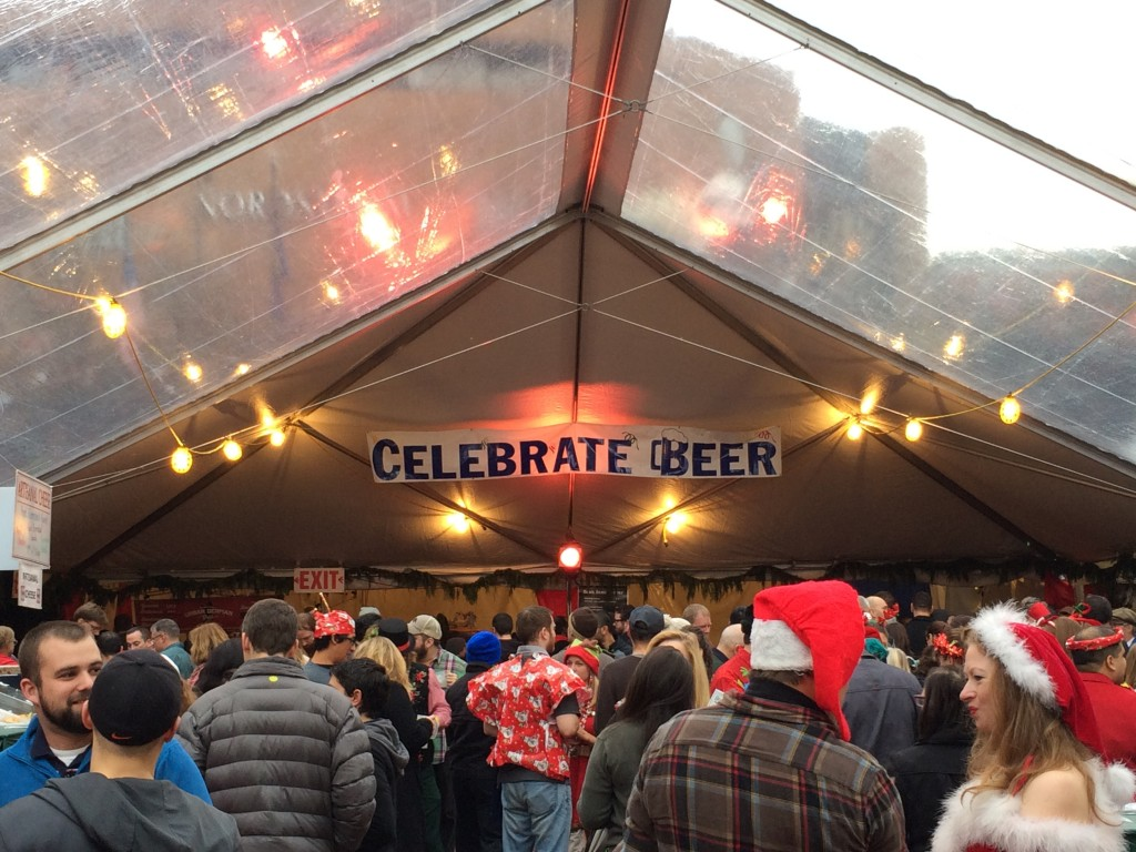 Celebrate Beer at the Holiday Ale Festival
