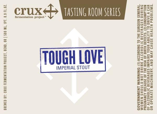 Crux Tough Love Imperial Stout
