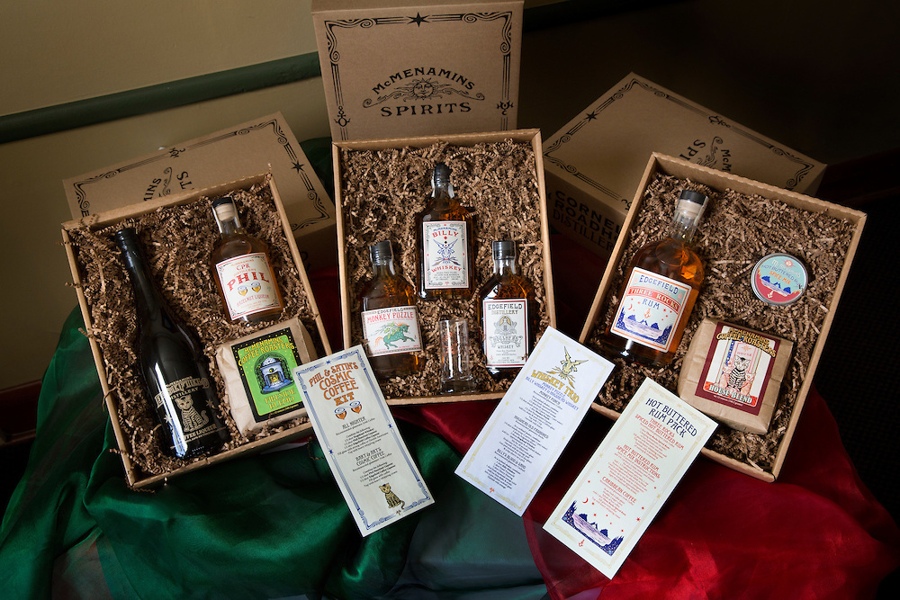 McMenamins Distillery Gift Packs