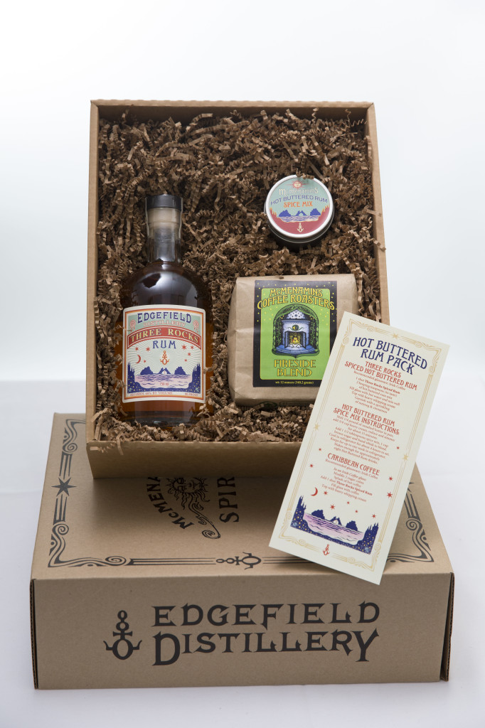 McMenamins Hot Buttered Rum Pack