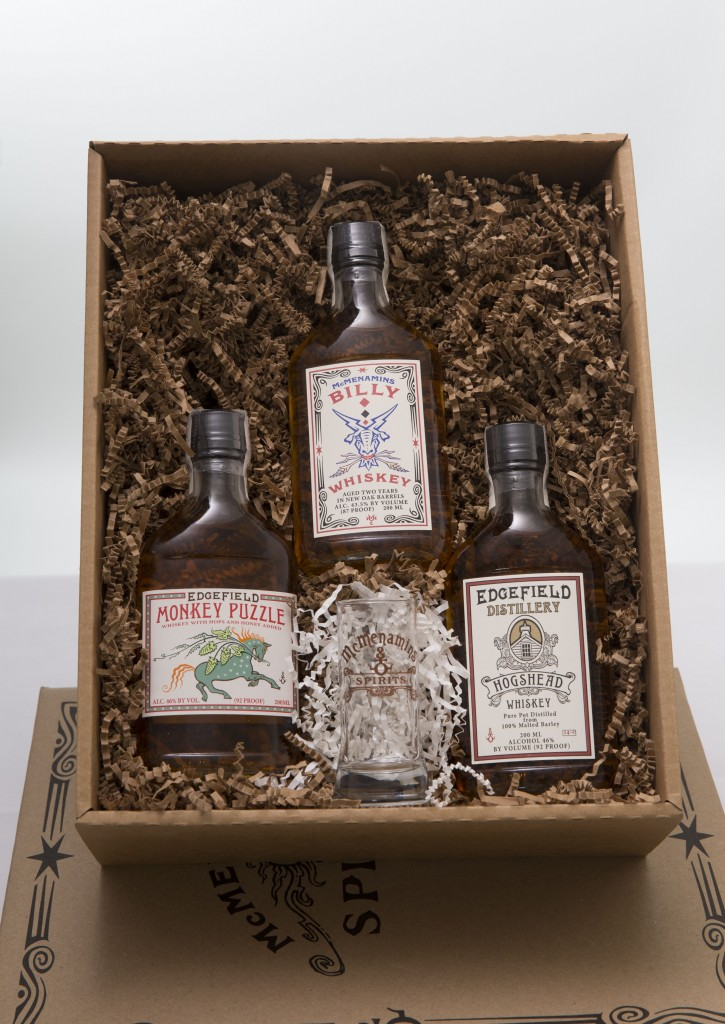 McMenamins Whiskey Trio Pack