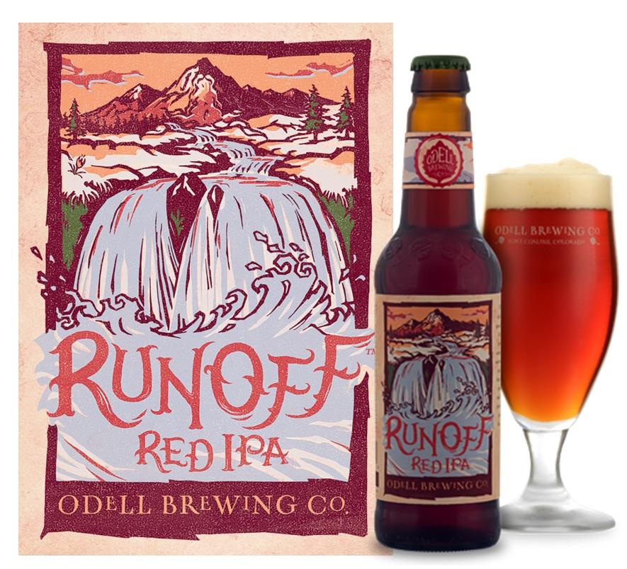 Odell Runoff Red IPA