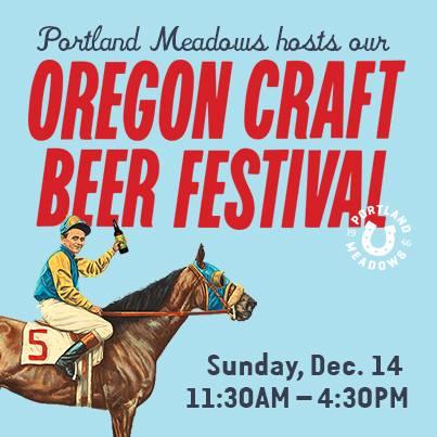 Portland Meadows Oregon Craft Beer Festival