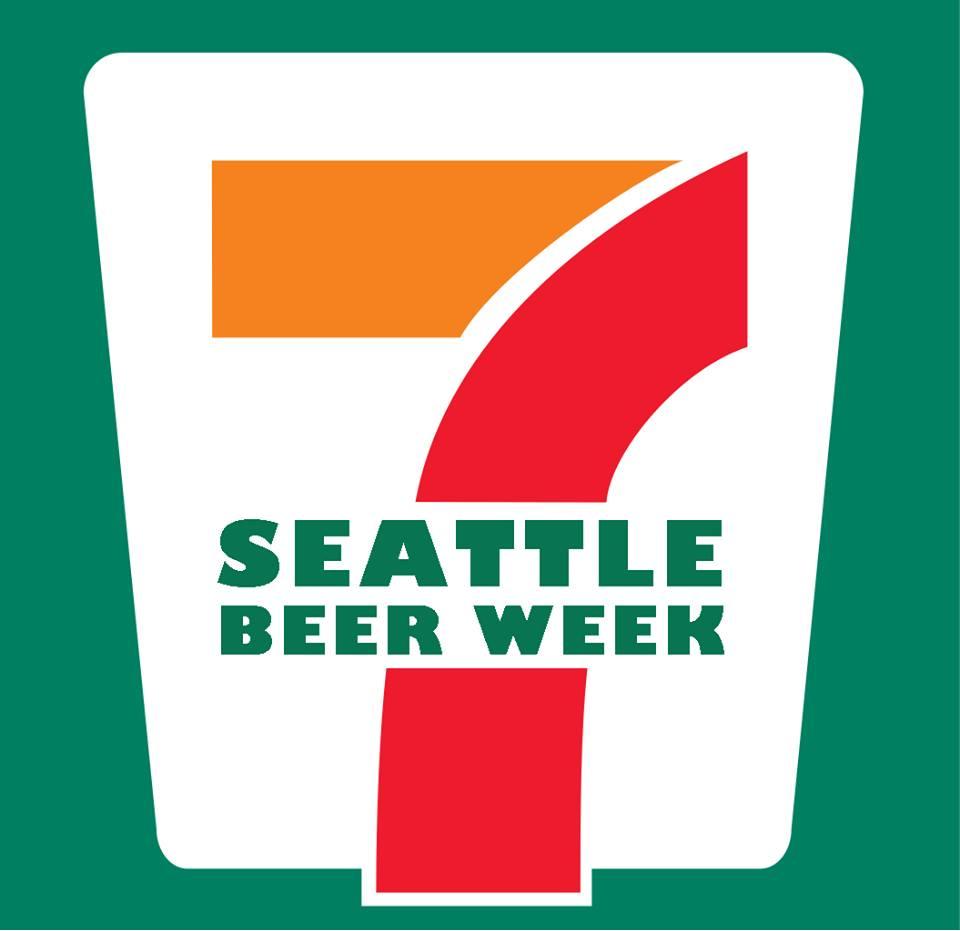 Seattle Beer Week 7-11