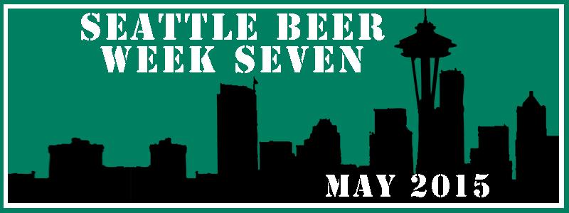 Seattle Beer Week Seven