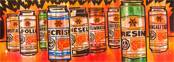 Sixpoint Beers Art Pic