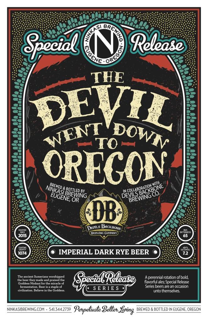 The Devil Went Down to Oregon