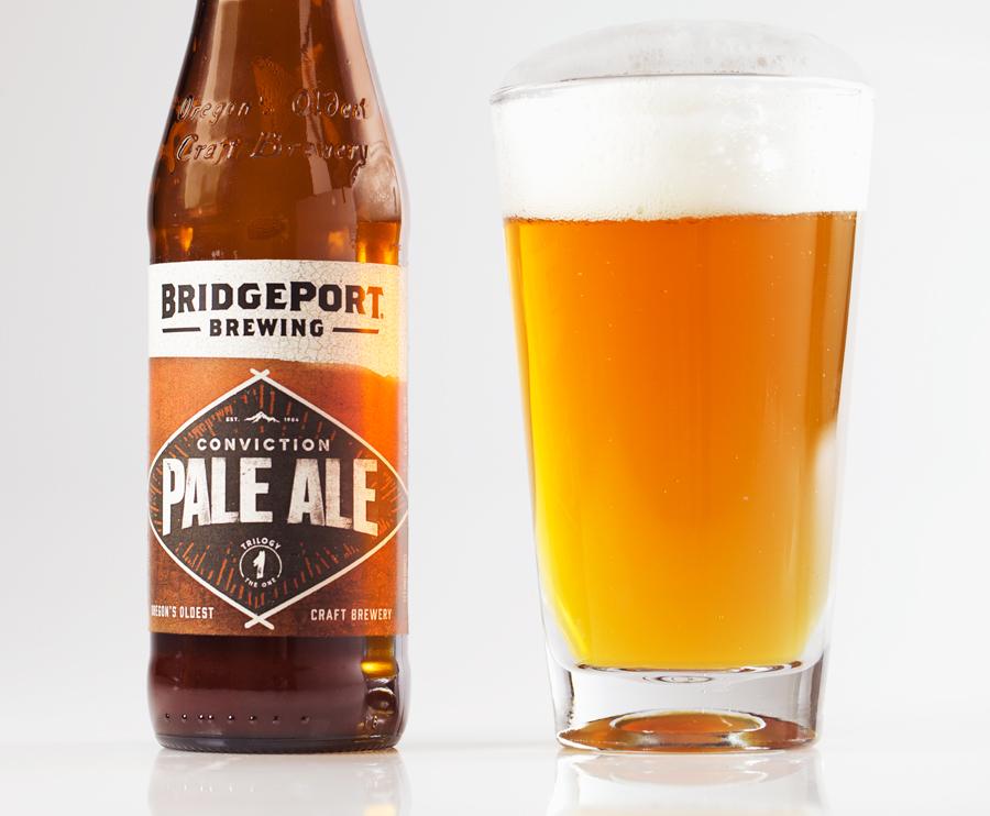 BridgePort Brewery's Conviction Pale Ale