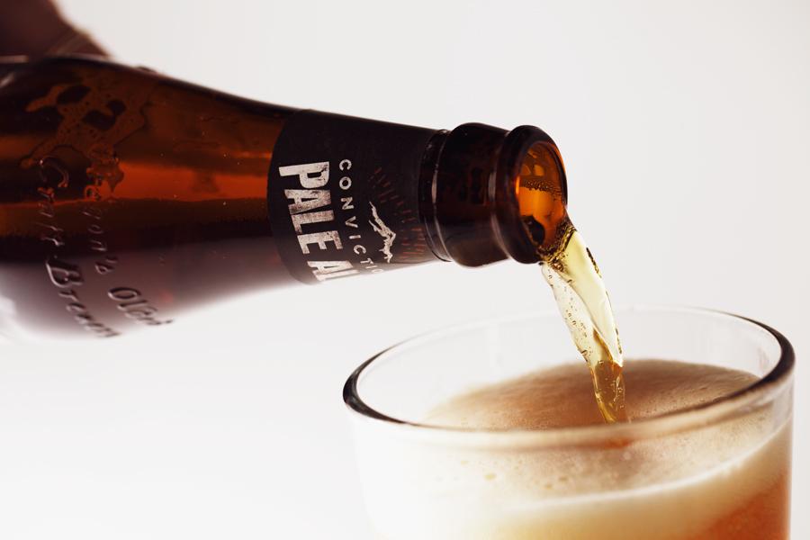BridgePort Brewing Conviction Pale Ale