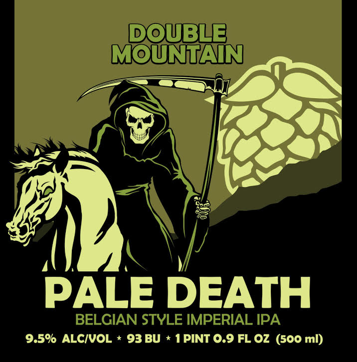 Double Mountain Pale Death Label