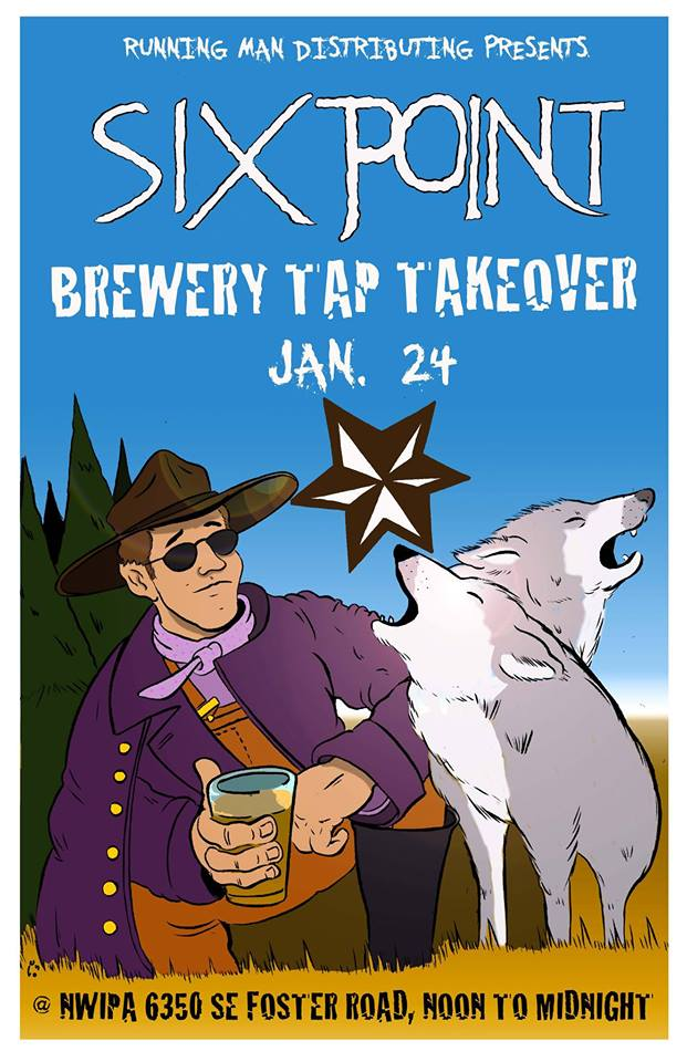Sixpoint Tap Takeover at NWIPA