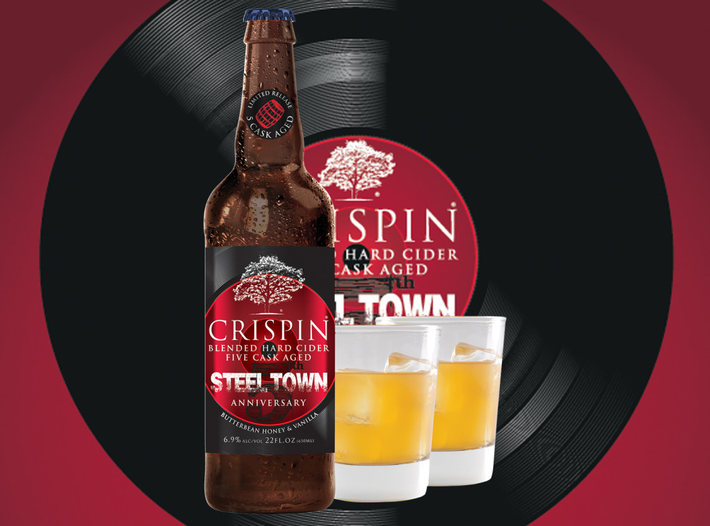 Crispin Steel Town Cider