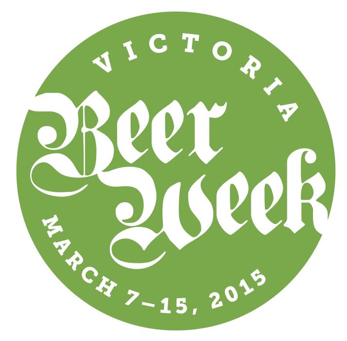 Victoria Beer Week 2015 Logo