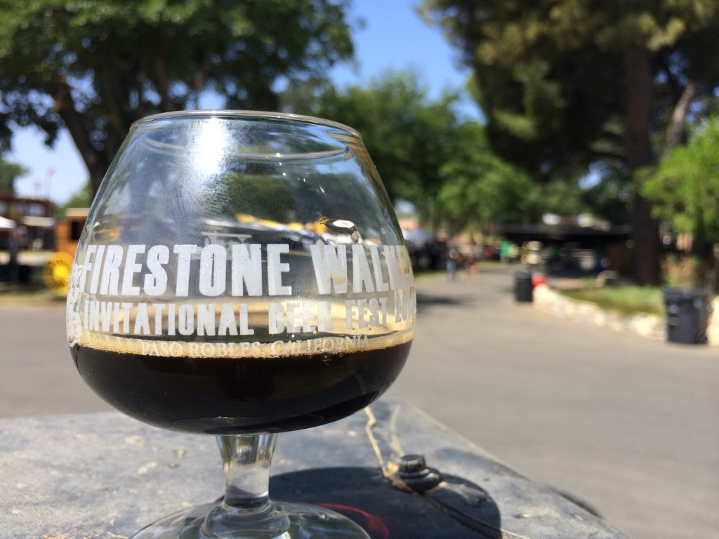 2014 Firestone Walker Invitational Beer