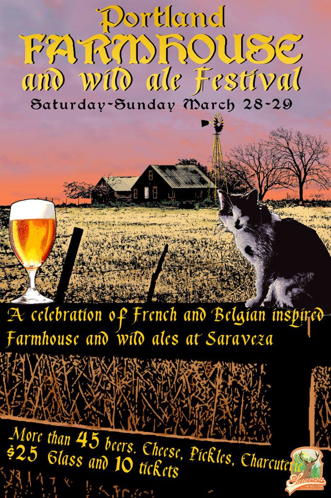Saraveza's 2015 Farmhouse Festival