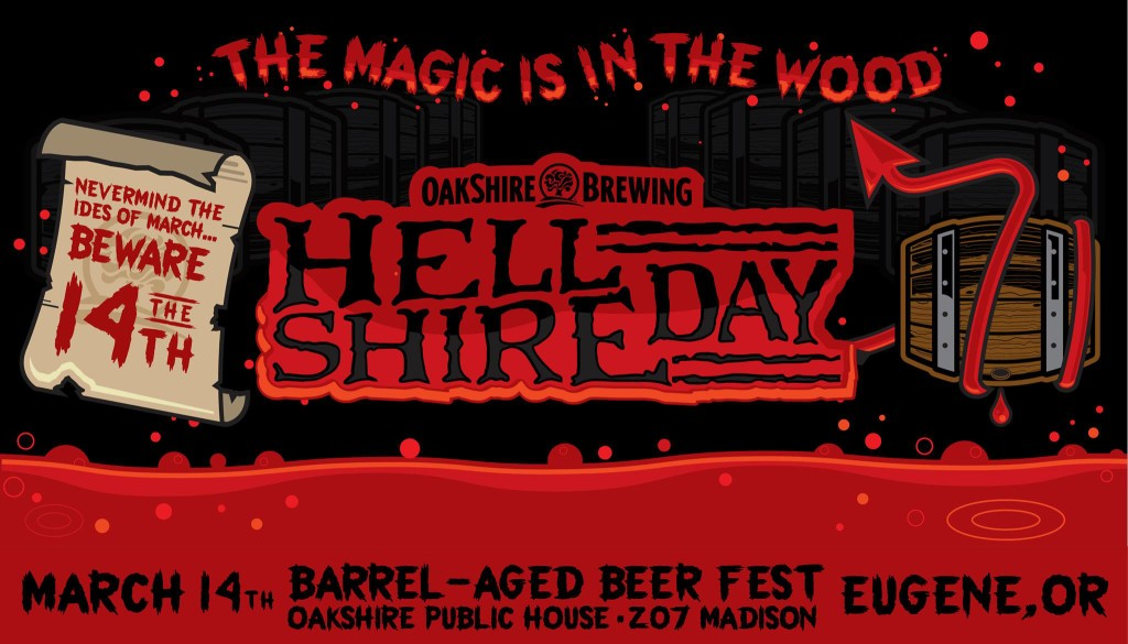 2nd Annual Hellshire Day at Oakshire Brewing