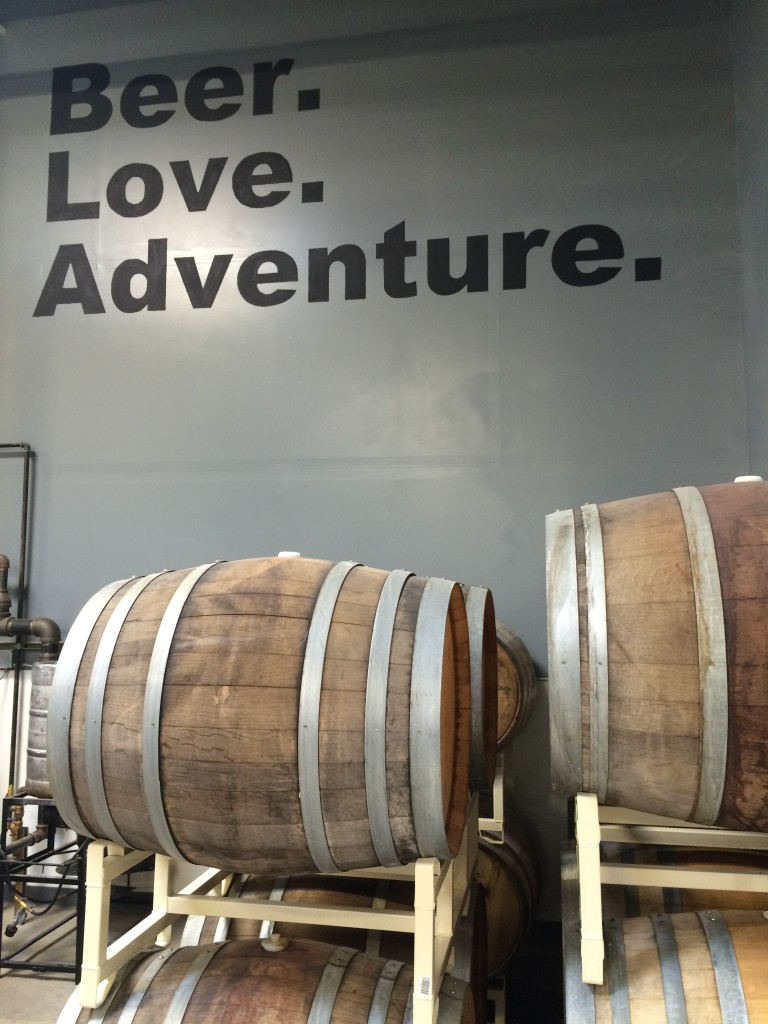 Beer Love Adventure at Vagabond Brewing