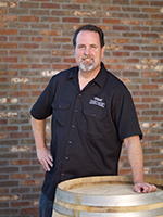 Brewmaster Mitch Steele of Stone Brewing