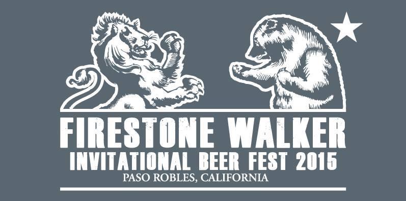 Firestone Walker Invitational Beer Fest 2015