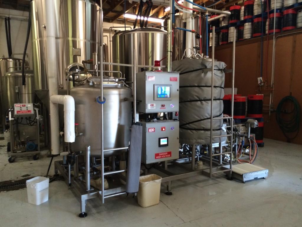 Gilgamesh Brewing Pasteurizer